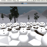 Snowpacolypse - created with Unity