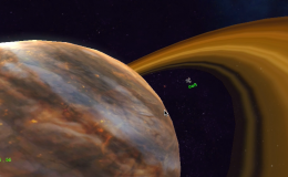 Dev Log: Space Wars now has missiles! And it's pretty… #1GAM