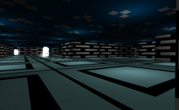 Ghost Maze – A game about ghosts in mazes