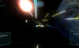 Developer Log: Space Warfare: Infinite – Capital Ships and Turrets