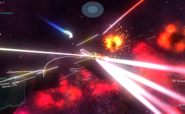 Space Warfare: Infinite – New Gameplay Videos with shields, new weapons, explosions!