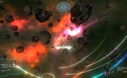 Space Warfare: Infinite – Dev Log – All about Scanners and Target Damage