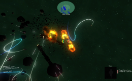 Dev Log: Space Warfare: Infinite – New Game Modes, Gameplay Video for Capital Ship Battle and Patrol