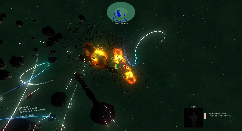 Dev Log: Space Warfare: Infinite – New Game Modes, Gameplay